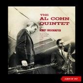 The Al Cohn Quintet with Bob Brookmeyer (ALbum of 1956) de Al Cohn