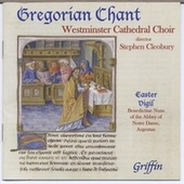 Gregorian Chant from Westminster Cathedral Choir (also from Argentan) de Various Artists