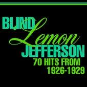 70 Hits From 1926-1929 de Blind Lemon Jefferson