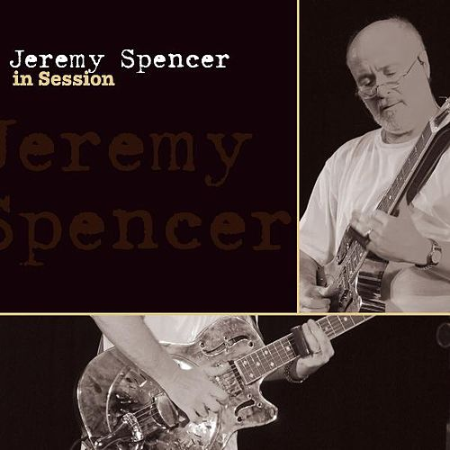 In Session by Jeremy Spencer