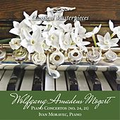 Wolfgang Amadeus Mozart Piano Concertos (no.24,25) Ivan Moravec, Piano (Classical Masterpieces) de Academy Of St. Martin-In-The-Fields