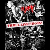 Three Live Shots EP by Ha.Te.