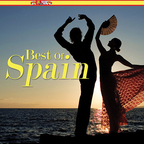 Best of Spain by 101 Strings Orchestra