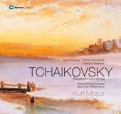 Tchaikovsky : Symphonies Nos 1-6, Piano Concertos Nos 1-3 & Orchestral Works di Kurt Masur