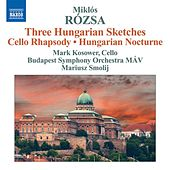 Rozsa: Three Hungarian Sketches - Hungarian Nocturne de Mariusz Smolij