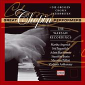 The Great Chopin Performances de Various Artists