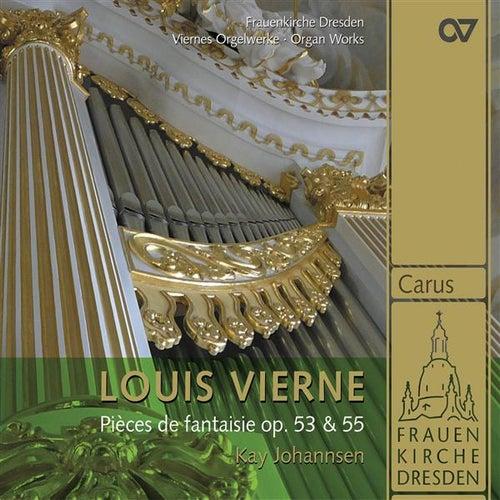 Vierne: Pieces de fantaisie, Vol. 2 by Kay Johannsen