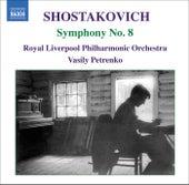 Shostakovich: Symphony No. 8 von Vasily Petrenko