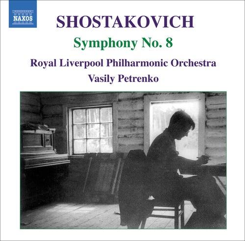 Shostakovich: Symphony No. 8 by Vasily Petrenko