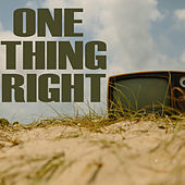 One Thing Right (Instrumental) de Kph