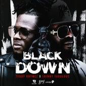Black Down by Teddy Rhymez