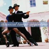 Classical Tango Argentino by Trio Hugo Diaz