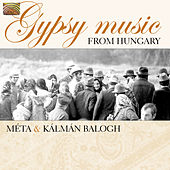 Gypsy Music From Hungary de Kalman Balogh