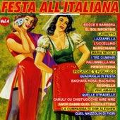 Festa all'italiana  Vol. 4 by Various Artists