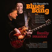 Family Reunion de Ali Neander's Blues Bang