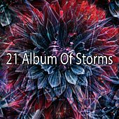 21 Album of Storms by Rain Sounds and White Noise