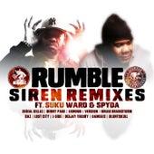 Siren (Remixes) by Rumble