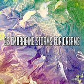 32 Embracing Storms for Dreams by Rain Sounds and White Noise