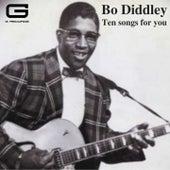 Ten songs for you de Bo Diddley