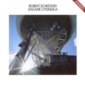 Galaxie Cygnus A von Robert Schroeder