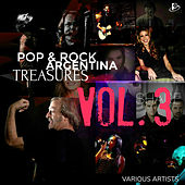 Pop & Rock Argentina Treasures, Vol.3 de Various Artists