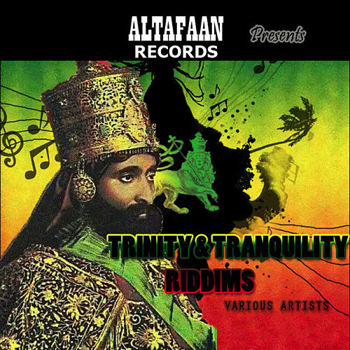 Trinity & Tranquility by Various Artists