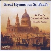 22 Great Hymns from St. Paul's by St. Paul's Cathedral Choir