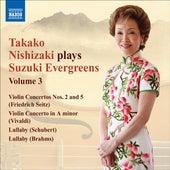 Takako Nishizaki Plays Suzuki Evergreens, Vol. 3 di Various Artists