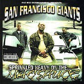 Sprinkled Heavy On The Mac Sauce by San Francisco Giants