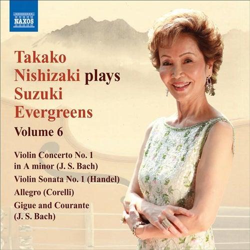 Takako Nishizaki Plays Suzuki Evergreens, Vol. 6 by Various Artists