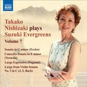 Takako Nishizaki Plays Suzuki Evergreens, Vol. 7 di Various Artists