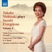 Takako Nishizaki Plays Suzuki Evergreens, Vol. 4 di Various Artists