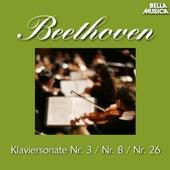Beethoven: Klaviersonaten No. 3, 8 und 26, Vol. 2 de Paul Badura-Skoda