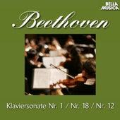 Beethoven: Klaviersonaten No. 1, 12 und 18, Vol. 3 von Various Artists