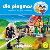 Folge 6: Abenteuer auf dem Eichenhof (Das Original Playmobil Hörspiel) von Die Playmos