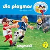 Folge 7: Das große Spiel (Das Original Playmobil Hörspiel) von Die Playmos
