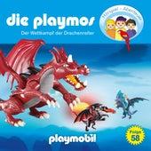 Folge 58: Wettkampf der Drachenreiter (Das Original Playmobil Hörspiel) von Die Playmos