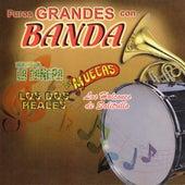 Puros Grandes Con Banda de Various Artists