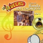 Los Muecas Con la Banda Los Coyonquis, Vol. 3 de Los Muecas