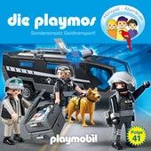 Folge 41: Sondereinsatz Geldtransport! (Das Original Playmobil Hörspiel) von Die Playmos