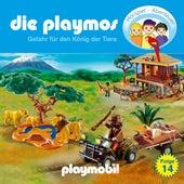 Folge 14: Gefahr für den König der Tiere (Das Original Playmobil Hörspiel) von Die Playmos