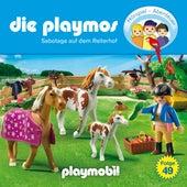 Folge 49: Sabotage auf dem Reiterhof (Das Original Playmobil Hörspiel) von Die Playmos