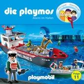 Folge 11: Alarm im Hafen (Das Original Playmobil Hörspiel) von Die Playmos