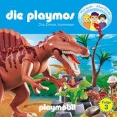 Folge 3: Die Dinos kommen (Das Original Playmobil Hörspiel) von Die Playmos