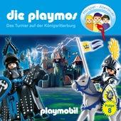 Folge 8: Das Turnier auf der Königsritterburg (Das Original Playmobil Hörspiel) von Die Playmos