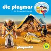 Folge 52: Der Schatz der Pyramide (Das Original Playmobil Hörspiel) von Die Playmos