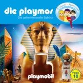 Folge 10: Die geheimnisvolle Sphinx (Das Original Playmobil Hörspiel) von Die Playmos