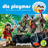 Folge 15: Der Schatz im Dschungeltempel (Das Original Playmobil Hörspiel) von Die Playmos
