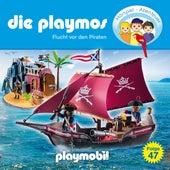 Folge 47: Flucht vor den Piraten (Das Original Playmobil Hörspiel) von Die Playmos