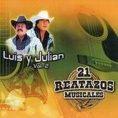21 Reatazos Musicales, Vol. 2 by Luis Y Julian